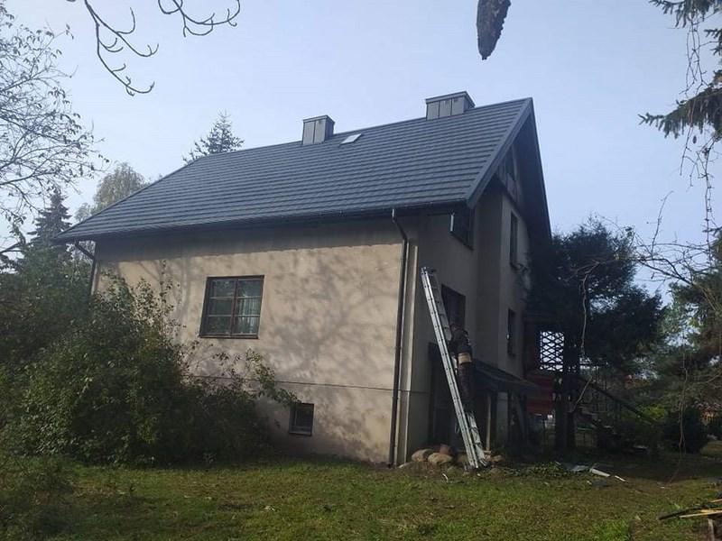 Dom jednorodzinny-Tysenia